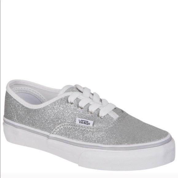 Vans Shoes | Sparkle Sneakers Size 7